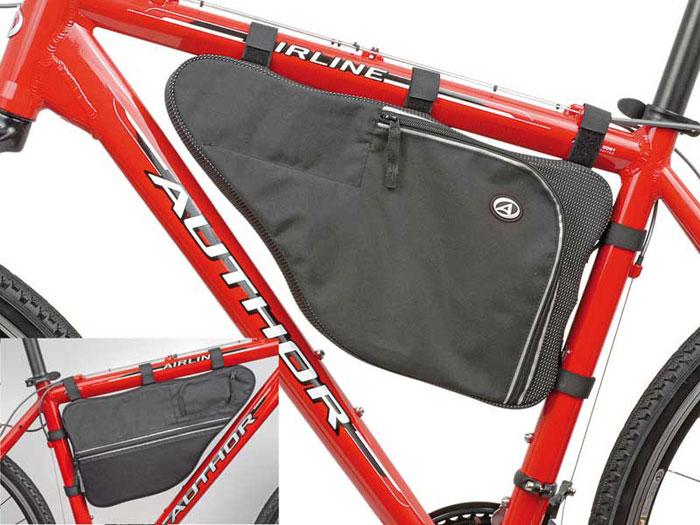 Велосипедная сумка под раму.
