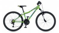 Велосипед Author Matrix 24 салатовый/черный