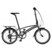 велосипед Author Simplex 20 рама M сеый
