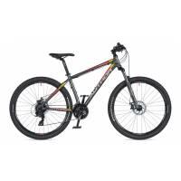 Велосипед Author Rival 27.5 сірий/чорний