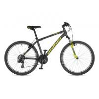 "Велосипед Author Outset 26""сірий /неоново жовтий"