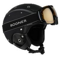 Горнолыжный шлем Bogner B-Tec  Flames Black
