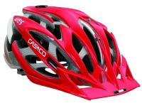 CASCO Велошлем ARES Mountain red