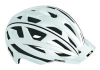 CASCO Велошлем CUDA Enduro white