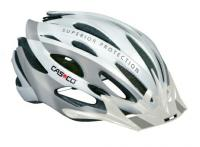 CASCO Велошлем DAIMOR Mountain XM white-silver