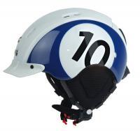 CASCO Горнолыжный шлем Mini Pro 10 Blue-White