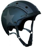 CASCO Велошлем E.MOTION, Star black- grey