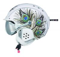 Горнолыжный шлем Casco SP3 LIMITED EDITION FX Cryst. Peacock