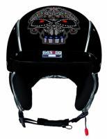 CASCO Горнолыжный шлем SP3 LIMITED EDITION FX Skull