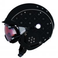 CASCO Горнолыжный шлем SP-3 LIMITED CRYSTAL SCHWARZ