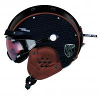 CASCO Горнолыжный шлем SP-3 LIMITED PURE CARBON SCHWARZ-BRAUN