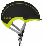 CASCO Велошлем Roadster-TC black-lime