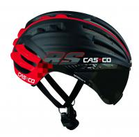 Велошлем Casco SPEEDairo RS black-red