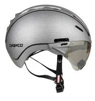 CASCO Велошлем Roadster silver denim pre-order only