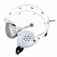 CASCO Горнолыжный шлем SP-3 Airwolf Lady white