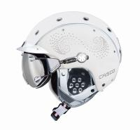 CASCO Горнолыжный шлем SP-3 Limited Crystal white