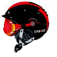 CASCO Горнолыжный шлем SP-5 black-red