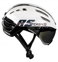 CASCO Велошлем SPEEDairo RS white-black
