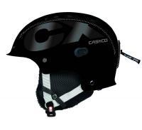 CASCO Горнолыжный шлем CX-3-Icecube (MyStyle)black-black matt