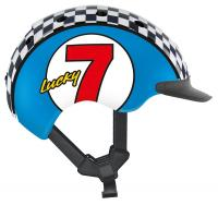 CASCO Велошлем Mini 2 Lucky 7 blue