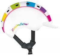 CASCO Велошлем Mini 2 Rainbow
