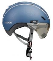 CASCO Велошлем Roadster blue denim