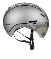 CASCO Велошлем Roadster silver denim