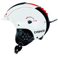 Горнолыжный шлем Casco SP-5 Competition white-black