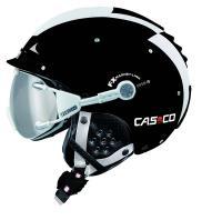 CASCO Горнолыжный шлем SP-5 black-white