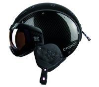 CASCO Горнолыжный шлем SP-6 Visor Limited Carbon black