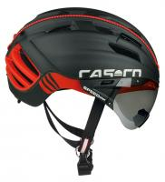 CASCO Велошлем SPEEDster-TC plus black-red