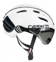 CASCO Велошлем SPEEDster-TC plus white-black