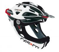 CASCO Велошлем Viper MX comp matt without chinguard