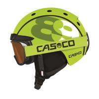Горнолыжный шлем Casco Mini Pro2 89 neon