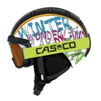 горнолыжный шлем Casco Mini Pro2 WinterWonderland