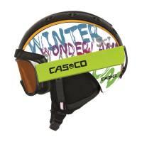 Горнолыжный шлем Casco Mini Pro2 WinterWonderland