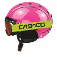 Горнолыжный шлем Casco Mini Pro2 pink