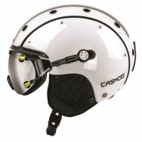 Горнолыжный шлем Casco SP-3 Airwolf comp. neon