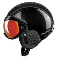 горнолыжный шлем Casco SP-6 Visier Limited Carbon black