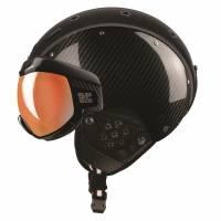 Горнолыжный шлем Casco SP-6 Visier Limited Carbon black