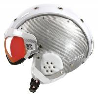горнолыжный шлем Casco SP-6 Visier Limited Composite white