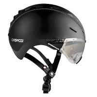 Велошлем Casco ROADSTER Plus schwarz matt inkl. Visier