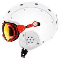 Горнолыжный шлем Casco SP-3 Airwolf white