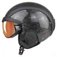 Горнолыжный шлем Casco SP-6 Visier Brush black