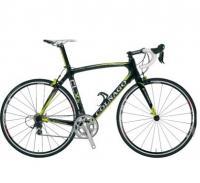 велосипед Colnago CLX сірий/салатовий
