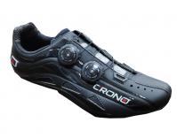 велотуфли Crono Туфли Чёрные Crono Cr2