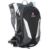 рюкзак Deuter Рюкзак Compact EXP 16 цвет 7410 black-granite