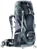 рюкзак Deuter ACT Lite 50 + 10 black-granite