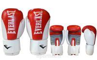 перчатки боксерские Drugie Перчатки боксерские Кожа ELAST BO-3626