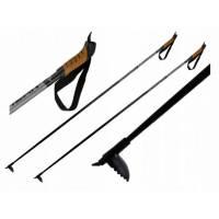 палки для беговых лыж Fizan XC CROSS Black